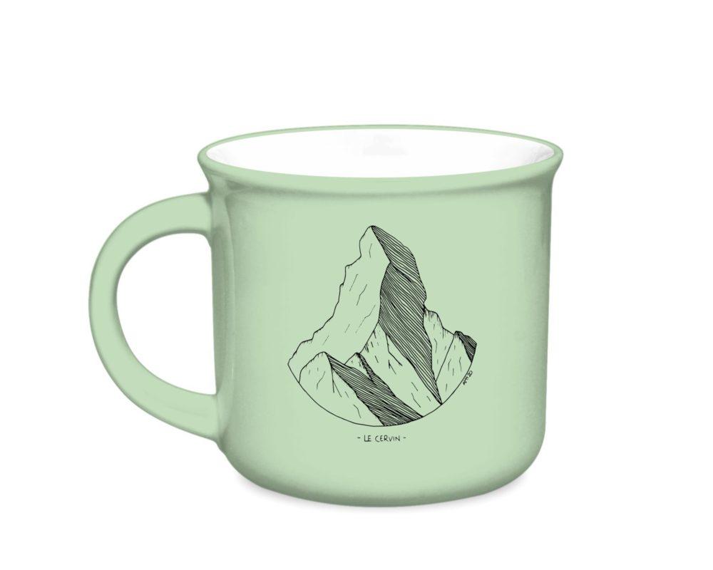 Mug Le Cervin